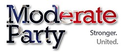 The Moderate Party logo